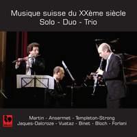 Frank Martin: Ballade - Ernest Ansermet: Morceau de lecture - Émile Jaques-Dalcroze: Deux pièces - Roger Vuataz: Passacaille