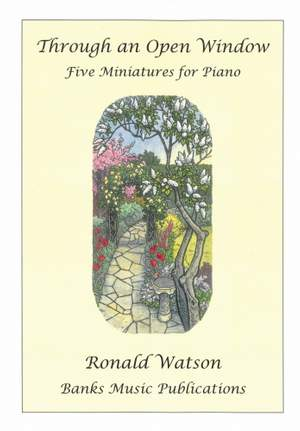 Ronald Watson: Through an Open Window