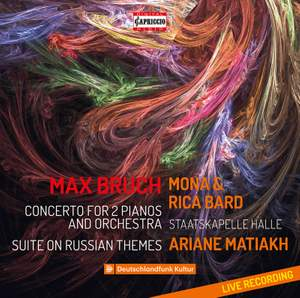 Bruch: Concerto for 2 Pianos