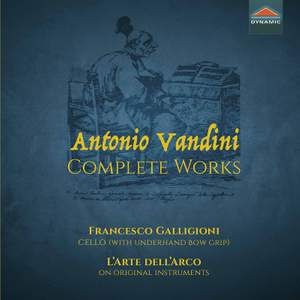 Vandini: Complete Works Product Image