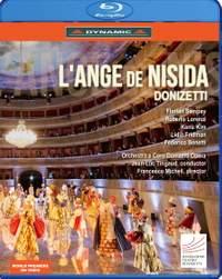 Donizetti: L'Ange de Nisida (Blu-ray)