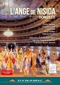 Donizetti: L'Ange de Nisida (DVD)