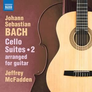 Bach: Cello Suites Nos. 4-6 (arranged for guitar)