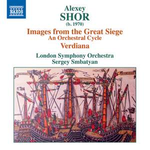 Alexey Shor: Images from the Great Siege - An Orchestral Cycle, Verdiana