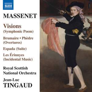 Massenet: Orchestral Music Product Image