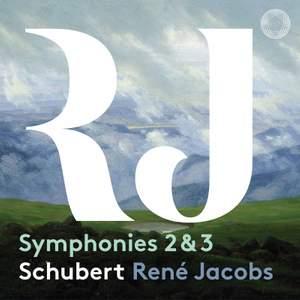 Schubert: Symphonies Nos. 2 & 3 Product Image