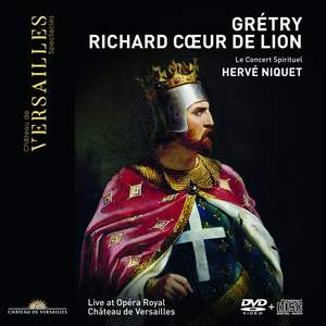 Gretry: Richard Coeur de Lion Product Image