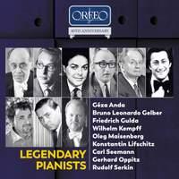 Legendary Pianists