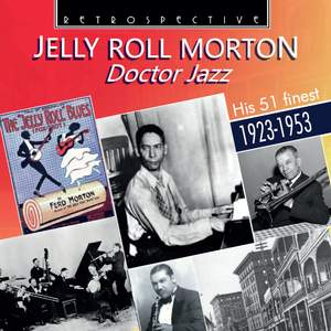Jelly Roll Morton:dr Jazz Product Image