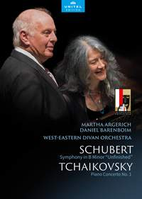 Tchaikovsky: Piano Concerto No. 1 & Schubert: Unfinished Symphony