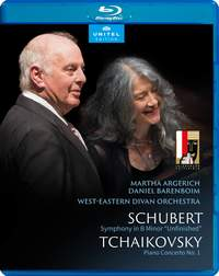 Tchaikovsky: Piano Concerto No. 1 Schubert: Unfinished Symphony