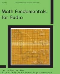 Math Fundamentals for Audio
