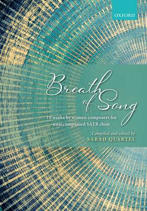Quartel, Sarah: Breath of Song Product Image