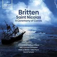 Britten: A Ceremony of Carols, Saint Nicolas