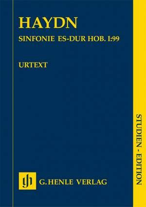 Haydn, J: Symphony E flat major Hob. I:99 Hob I:99 Product Image