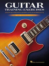 Guitar Training Exercises: Over 150 Proven Warm-Ups & Workouts
