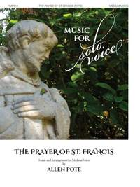 Allen Pote: The Prayer of St. Francis