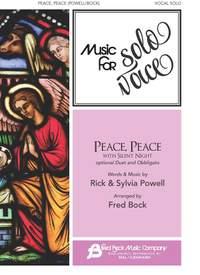 Rick Powell_Sylvia Powell: Peace, Peace with Silent Night
