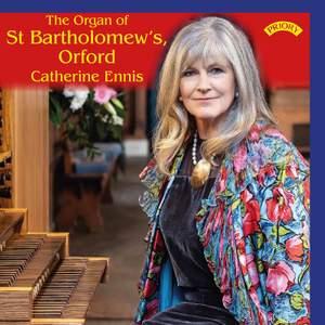 The Organ of St Bartholomew's Orford