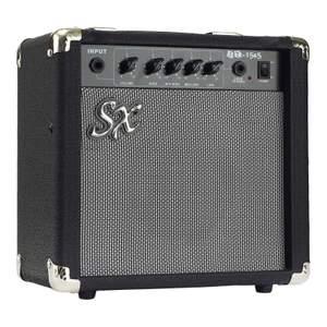 SX Bass Guitar Amp 15W