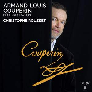 Armand-Louis Couperin: Pieces de Clavecin Product Image