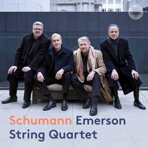 Schumann: String Quartets Product Image