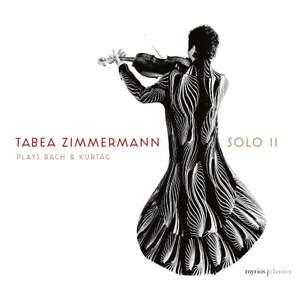 Tabea Zimmermann Solo II