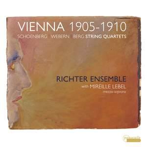 Webern, Schoenberg & Berg: String Quartets