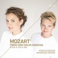 Mozart: Piano & Violin Sonatas K. 376, K. 379, K. 526