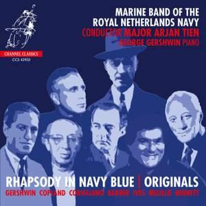Rhapsody in Navy Blue: Originals