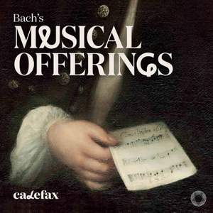 Bach's Musical Offerings Product Image