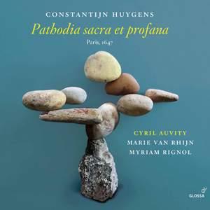 Constantijn Huygens: Pathoda Sacra Et Profana