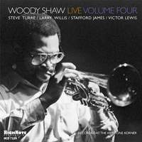 Woody Shaw Live, Volume Four