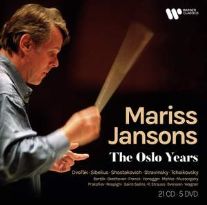 Mariss Jansons - The Oslo Years
