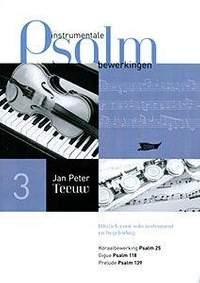 Jan-Peter Teeuw: Instrumentale Psalmbewerkingen - 3