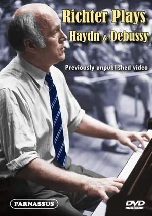 Richter plays Haydn & Debussy