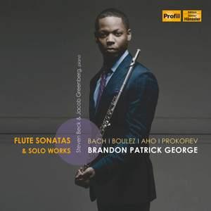 J.S. Bach, Boulez, Aho & Prokofiev: Flute Sonatas & Solo Works