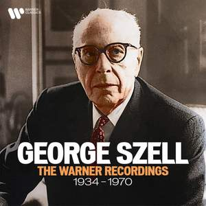 George Szell - Complete Warner Recordings