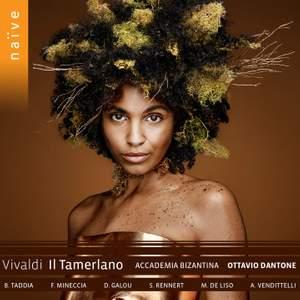 Vivaldi: Il Tamerlano (Il Bajazet) RV 703 Product Image