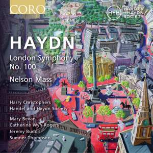 Haydn: Symphony No. 100 & Nelson Mass Product Image