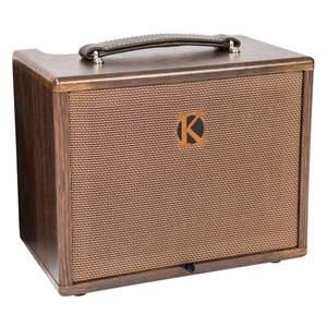 Kinsman 45w Acoustic Amp ~ Mains/Battery Power/Bluetooth® ~ Wood