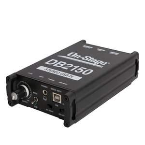 On-Stage USB DI Box