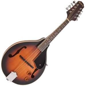 Pilgrim Redwood – A-Style Electro-Acoustic Mandolin 'F' Holes