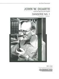 Duarte, J W: Danserie No. 1