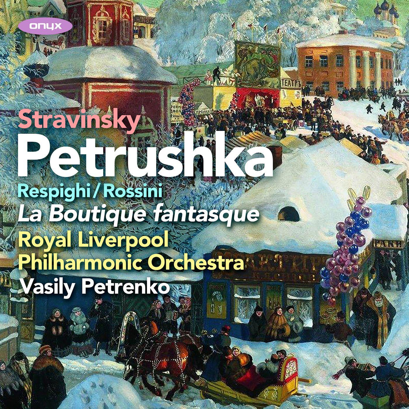 Stravinsky: Petrushka (1911 version)