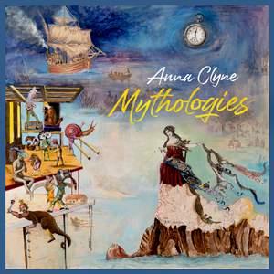 Anna Clyne: Mythologies Product Image