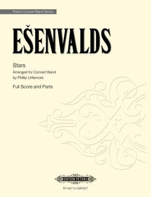 Ešenvalds, E: Stars