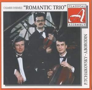 Tchaikovsky & Borodin: Piano Trios