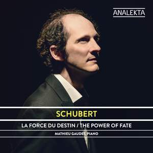 Schubert: The Complete Sonatas and Major Piano Works, Volume 3 - The Power of Fate Product Image