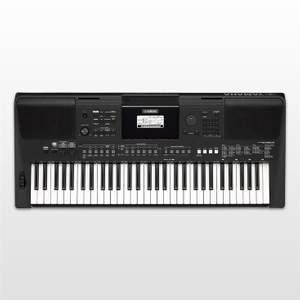 Yamaha Keyboard PSR-E463 Black